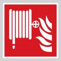 Autocollant Panneau Lance à incendie - ISO7010 - F002